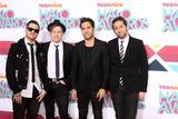 Joe Trohman Photo - LOS ANGELES - NOV 17  Fall Out Boy Group Andy Hurley Patrick Stump Pete Wentz Joe Trohman at the TeenNick Halo Awards at Hollywood Palladium on November 17 2013 in Los Angeles CA