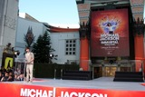 The Jacksons Photo - LOS ANGELES - JAN 26  Justin Bieber speaks at the Michael Jackson Immortalized  Handprint and Footprint Ceremony at Graumans Chinese Theater on January 26 2012 in Los Angeles CA