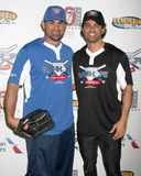 Adrian Gonzalez Photo - LOS ANGELES - NOV 7  Adrian Gonzalez Adrian Bellani at the Adrian Gonzalezs Bat 4 Hope Celebrity Softball Game PADRES Contra El Cancer at the Dodger Stadium on November 7 2015 in Los Angeles CA