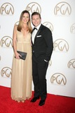 Allen Leech Photo - LOS ANGELES - JAN 24  Charlie Webster Allen Leech at the Producers Guild of America Awards 2015 at a Century Plaza Hotel on January 24 2015 in Century City CA