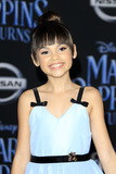 Ariana Greenblatt Photo - LOS ANGELES - NOV 29  Ariana Greenblatt at the Mary Poppins Returns Premiere at the El Capitan Theatre on November 29 2018 in Los Angeles CA