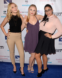 Audrey Whitby Photo - LOS ANGELES - NOV 10  Audrey Whitby Shelby Wulfert Jessica Marie Garcia at the 2016 TMA Heller Awards at Beverly Hilton Hotel on November 10 2016 in Beverly Hills CA