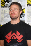 Amel Photo - SAN DIEGO - July 22  Stephen Amell at Comic-Con Saturday 2017 at the Comic-Con International Convention on July 22 2017 in San Diego CA
