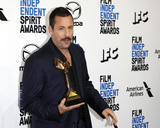 Adam Sandler Photo - LOS ANGELES - FEB 8  Adam Sandler at the 2020 Film Independent Spirit Awards at the Beach on February 8 2020 in Santa Monica CA