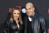 Nicole Miller Photo - LOS ANGELES - MAR 10  Amber Nicole Miller Tito Ortiz at the Bloodshot Premiere at the Village Theater on March 10 2020 in Westwood CABloodshot