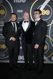 Liam Cunningham Photo - LOS ANGELES - SEP 22  John Bradley Liam Cunningham Isaac Hempstead Wright at the 2019 HBO Emmy After Party  at the Pacific Design Center on September 22 2019 in West Hollywood CA