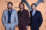 Cole Hauser Photo - LOS ANGELES - MAY 30  Cole Hauser Luke Grimes Wes Bentley at the Yellowstone Season 2 Premiere Party at the Lombardi House on May 30 2019 in Los Angeles CA