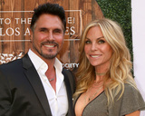 Cindy Ambuehl Photo - LOS ANGELES - APR 22  Don Diamont Cindy Ambuehl at the 2017 The Humane Society Gala at Parmount Studios on April 22 2017 in Los Angeles CA