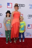 Angela Lindvall Photo - LOS ANGELES - JUN 8  Angela Lindvall with sons Sebastian Edwards William Edwards arrives at the 1st Annual Children Mending Hearts Style Sunday at the Private Residence on June 8 2013 in Beverly Hills CA