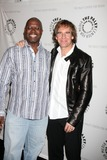 Andre Braugher Photo - Andre Braugher  Scott Bakulaarrives at the Men of a Certain Age PaleyFEST EventSaban TheaterLos Angeles CAMarch 12 2010
