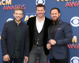 AJ Buckley Photo - LAS VEGAS - APR 15  Max Thieriot David Boreanaz AJ Buckley at the Academy of Country Music Awards 2018 at MGM Grand Garden Arena on April 15 2018 in Las Vegas NV