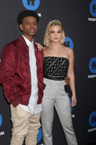 Aubrey Joseph Photo - LOS ANGELES - JAN 18  Aubrey Joseph Oliva Holt at the Freeform Summit 2018 at NeueHouse on January 18 2018 in Los Angeles CA