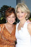 Constance Towers Photo - LOS ANGELES - JUL 24  Carolyn Hennesy  Constance Towers at  the 2010 General Hospital Fan Club Lunchen  at Airtel Hotel on July24 2010 in Van Nuys CA