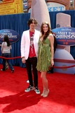 All-American Rejects Photo - Tyson Ritter (Of All American Rejects)  date supermodel Kim SmithMeet the Robinsons World PremiereEl Capitan TheaterLos Angeles CAMarch 25 2007
