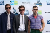 Andrew Dost Photo - Los Angeles - AUG 19  Andrew Dost Nate Ruess and Jack Antonoff of the band fun arrives at the 2012 Do Something Awards at Barker Hanger on August 19 2012 in Santa Monica CA