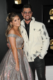 Jason Crabb Photo - LOS ANGELES - FEB 10  Ashleigh Taylor Crabb Jason Crabb at the 61st Grammy Awards at the Staples Center on February 10 2019 in Los Angeles CA