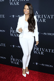 Antonique Smith Photo - LOS ANGELES - OCT 24  Antonique Smith at the A Private War Premiere at the Samuel Goldwyn Theater on October 24 2018 in Beverly Hills CA