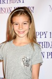 G Hannelius Photo - LOS ANGELES - JUL 31  G Hannelius arriving at the13th Birthday Party for Madison Pettis at Eden on July 31 2011 in Los Angeles CA