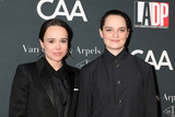 Ellen Page Photo - LOS ANGELES - OCT 7  Ellen Page Emma Portner at the 2017 Los Angeles Dance Project Gala at the LA Dance Project on October 7 2017 in Los Angeles CA