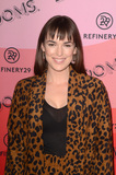 Reef Photo - LOS ANGELES - DEC 4  Elizabeth Henstridge at the Refinery29s 29ROOMS Opening Night at the Reef on December 4 2018 in Los Angeles CA