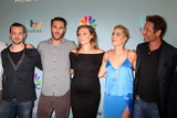 David Duchovny Photo - LOS ANGELES - JUN 16  Aquarius Cast Gethin Anthony Grey Damon Michaela McManus Claire Holt David Duchovny at the Aquarius Season 2 Premiere Screening Arrivals at the Paley Center For Media on June 16 2016 in Beverly Hills CA