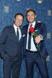Chris Harrison Photo - LOS ANGELES - JAN 8  Chris Harrison and Peter Weber at the ABC Winter TCA Party Arrivals at the Langham Huntington Hotel on January 8 2020 in Pasadena CA