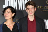 Carrie-Anne Moss Photo - LOS ANGELES - JAN 30  Carrie-Anne Moss Owen Roy at the John Wick Chapter 2 Premiere at ArcLight Theater on January 30 2017 in Los Angeles CA