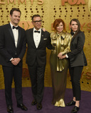 Bill Hader Photo - LOS ANGELES - SEP 22  Bill Hader Fred Armisen Natasha Lyonne Clea DuVall at the Primetime Emmy Awards - Arrivals at the Microsoft Theater on September 22 2019 in Los Angeles CA