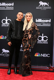 Ashlee Simpson Photo - LAS VEGAS - MAY 20  Evan Ross Ashlee Simpson Ross at the 2018 Billboard Music Awards at MGM Grand Garden Arena on May 20 2018 in Las Vegas NV