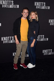 Frankie Muniz Photo - LOS ANGELES - SEP 29  Frankie Muniz Guest at the Knotts Scary Farm and Instagram Celebrity Night at the Knotts Berry Farm on September 29 2017 in Buena Parks CA
