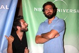 Zach Levi Photo - Joshua Gomez  Zach Levi  arriving at the NBC TCA Party at The Langham Huntington Hotel  Spa in Pasadena CA  on August 5 2009