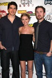 Anita Briem Photo - Brandon Routh Anita Briem Sam Worthington arriving at the Wrath of Con Party at the Hard Rock Hotel in San Diego CA on July 24 2009