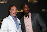 Akbar Gbajabiamila Photo - LOS ANGELES - AUG 13  Matt Iseman Akbar Gbajabiamila at the NBC And Universal EMMY Nominee Celebration at the Tesse Restaurant on August 13 2019 in West Hollywood CA