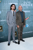 Avan Jogia Photo - LOS ANGELES - JUN 6  Sir Ben Kingsley Avan Jogia at the Guys Choice Awards 2015 at the Culver City on June 6 2015 in Sony Studios CA
