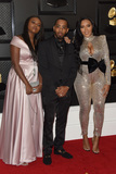 Angela Simmons Photo - LOS ANGELES - JAN 26  Angela Simmons Miley Simmons Jojo Simmons at the 62nd Grammy Awards at the Staples Center on January 26 2020 in Los Angeles CA