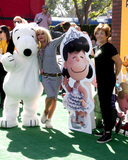 Betsy Johnson Photo - LOS ANGELES - NOV 1  Snoopy Betsy Johnson Lucy Jean Schulz at the The Peanuts Movie Los Angeles Premiere at the Village Theater on November 1 2015 in Westwood CA