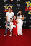 Courtney Lopez Photo - LOS ANGELES - JUN 11  Mario Lopez Courtney Lopez Dominic Lopez Gia Francesca Lopez at the Toy Story 4 Premiere at the El Capitan Theater on June 11 2019 in Los Angeles CA
