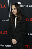 Ellen Page Photo - LOS ANGELES - FEB 12  Ellen Page at the The Umbrella Academy Premiere at the ArcLight Hollywood on February 12 2019 in Los Angeles CA