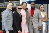 La La Photo - LOS ANGELES - JAN 30  Joseph Sikora Mark Canton Courtney Kemp Agboh Curtis Jackson 50 Cent La La Anthony at the 50 Cent Star Ceremony on the Hollywood Walk of Fame on January 30 2019 in Los Angeles CA