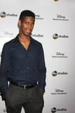 Alfred Enoch Photo - LOS ANGELES - MAY 17  Alfred Enoch at the ABC International Upfronts 2015 at the Disney Studios on May 17 2015 in Burbank CA