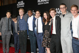 Thomas Sangster Photo - LOS ANGELES - JAN 18  Ki Hong Lee Alex Flores Joe Adler Dexter Darden Dylan OBrien Kaya Scodelario Thomas Sangster Will Poulter Chris Sheffield at the Maze Runner The Death Cure Fan Screening at AMC 15 on January 18 2018 in Century City CA
