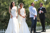Lawrence Zarian Photo - LOS ANGELES - APR 14  Heather Tom Karla Mosley Mark Steines Lawrence Zarian at the Home and Family Celebrates Bold and Beautifuls 30 Years at Universal Studios Back Lot on April 14 2017 in Los Angeles CA