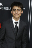 Aidan Gallagher Photo - LOS ANGELES - FEB 12  Aidan Gallagher at the The Umbrella Academy Premiere at the ArcLight Hollywood on February 12 2019 in Los Angeles CA