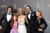Beth Littleford Photo - LOS ANGELES - SEP 10  Dog with a Blog Cast Blake Michael Francesca Capaldi Beth Littleford Stephen Full G Hannelius at the 2016 Creative Arts Emmy Awards - Day 1 - Arrivals at the Microsoft Theater on September 10 2016 in Los Angeles CA