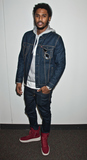 Trey Songz Photo - PHILADELPHIA PA USA - FEBRUARY 22 American Singer-Songwriter Trey Songz Attends Preview Listening Party For His New CD Tremaine at Reserve Wine Bar  Lounge on February 22 2017 in Philadelphia Pennsylvania United States (Photo by Paul J FroggattFamousPix)
