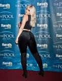 Bebe Rexha Photo - ATLANTIC CITY NJ USA - JUNE 02 Bebe Rexha Hosts The Pool After Dark at Harrahs Resort on June 02 2017 in Atlantic City New Jersey United States (Photo by Paul J FroggattFamousPix)