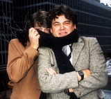 Phil Everly Photo - Don  Phil Everly1368JPG1985 FILE PHOTONew York NYDon  Phil Everly  The Everly BrosPhoto by Adam ScullPHOTOlinknet917-754-8588 - eMail adamcopyrightphotolinknetFacebook httpswwwfacebookcomadamscull94