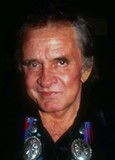 Johnny Cash Photo - Johnny CashJPGCelebrity Archaeology New York NY1992 FILE PHOTOJohnny CashPhoto by Adam Scull-PHOTOlinknet