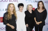 Jane Wiedlin Photo - Photo by Michael GermanastarmaxinccomSTAR MAX2014ALL RIGHTS RESERVEDTelephoneFax (212) 995-119662114Charlotte Caffey Jane Wiedlin Gina Schock and Belinda Carlisle of The Go-Gos at the Opening Night of the Hollywood Bowl 2014(Los Angeles CA)