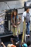 Steven Tyler Photo - Photo by John NacionstarmaxinccomSTAR MAX2018ALL RIGHTS RESERVEDTelephoneFax (212) 995-119681518Aerosmith (Steven Tyler Joe Perry Brad Whitford and Joey Kramer) performs on NBCs Today in New York City